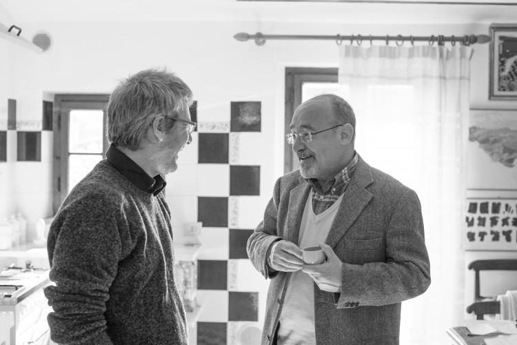 Andrea Cavallari & Salvatore Sciarrino