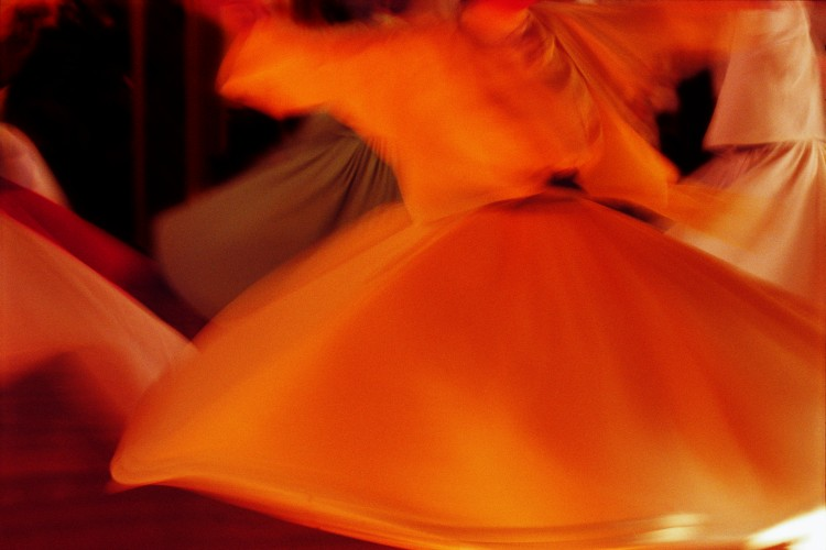 the dance of the dervish